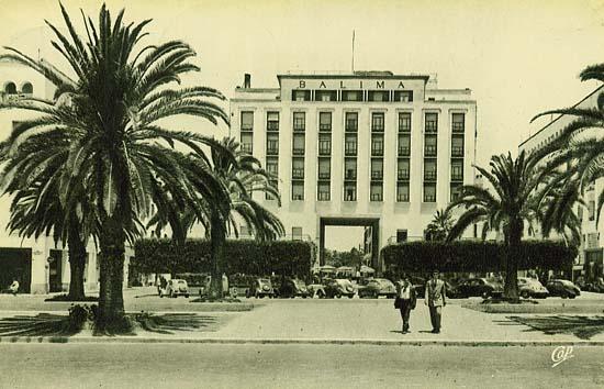 L htel Balima de Rabat va retrouver sa splendeur